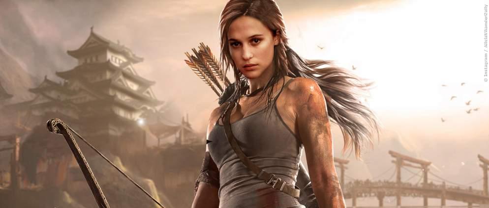 Tomb Raider 2017: Die neue Lara Croft nackt im Video
