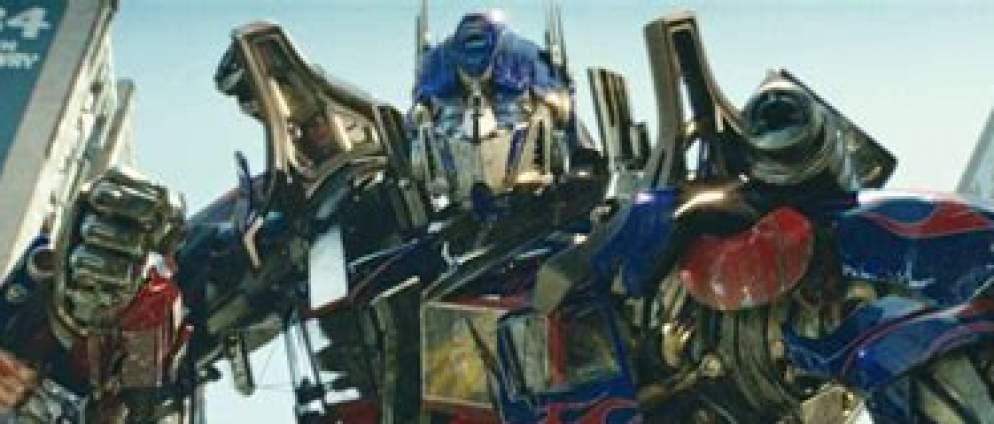 Transformers 5: Abgefahrener Wasser-Stunt