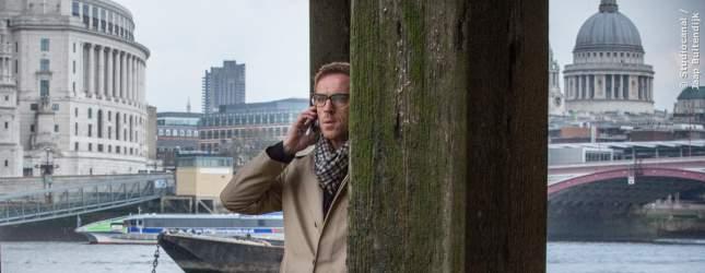 MI6-Agent Hector (Damian Lewis) muss Vermittler spielen.