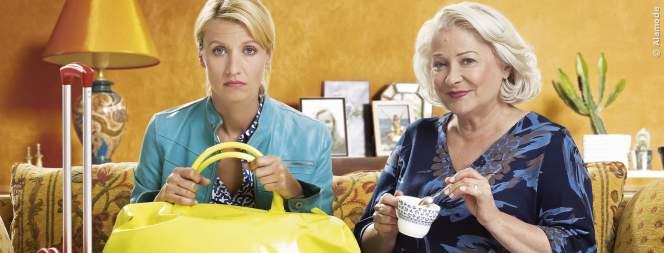 Das Plakat-Motiv zur Comedy Willkommen Im Hotel Mama