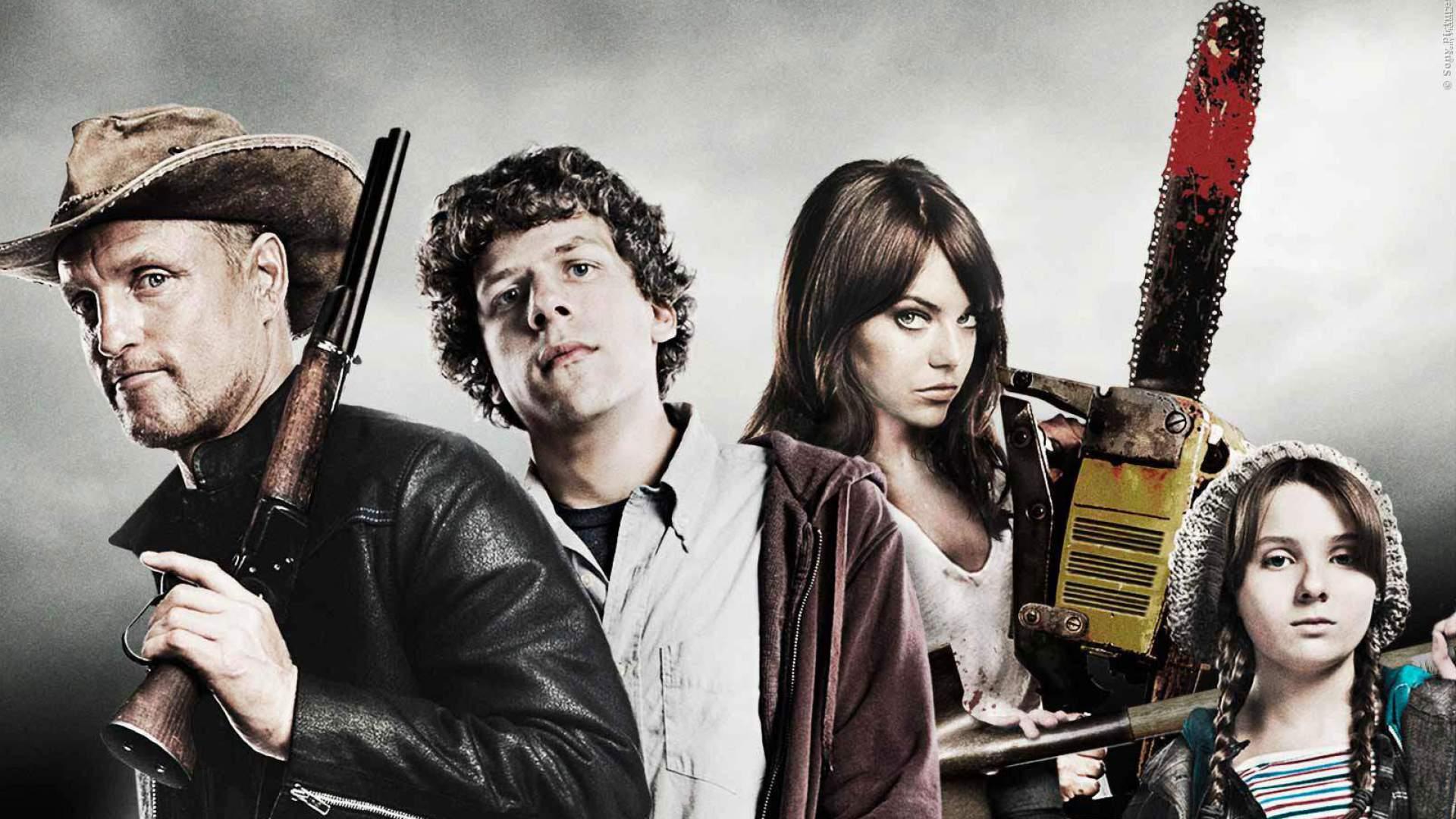 VIDEO: Zehn absolut krasse Filmfehler in 'Zombieland', die du bisher bestimmt übersehen hast!