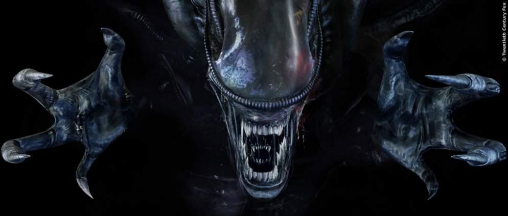 Alien Serie angeblich in Planung