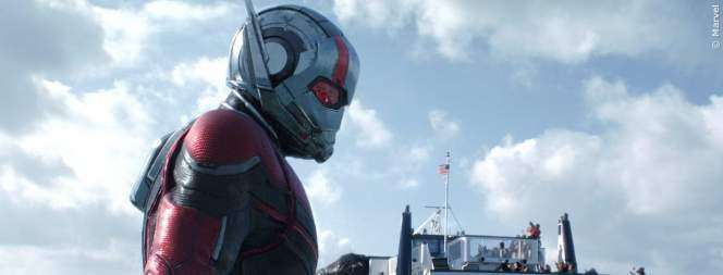 Ant-Man And The Wasp - ANT-geiler neuer Trailer