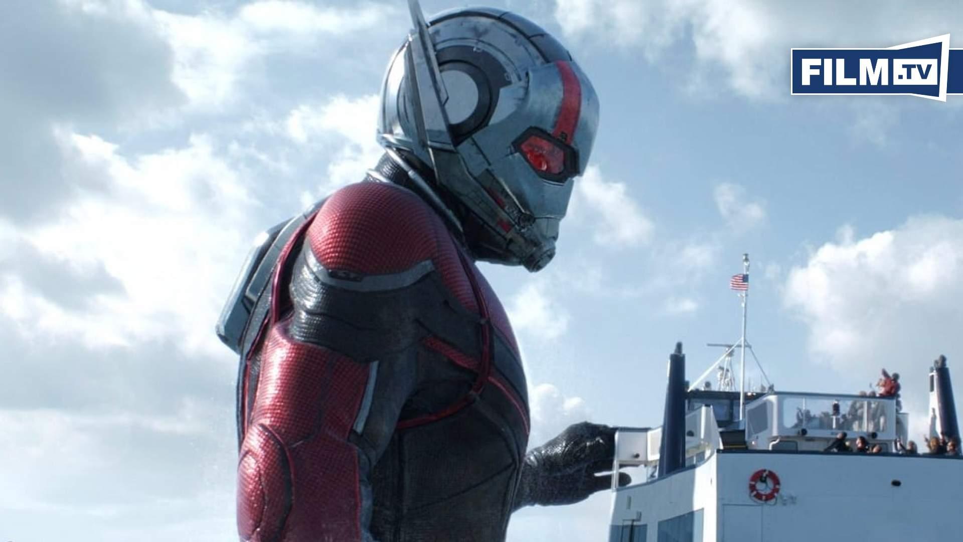 Ant Man Retina Movie Wallpaper: Ant-Man 2: Das Müsst Ihr Wissen