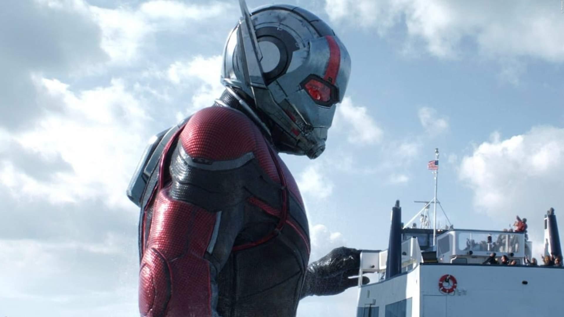 ANT MAN 3: Verrückter Drehbuchautor für den Marvel-Film gefunden.