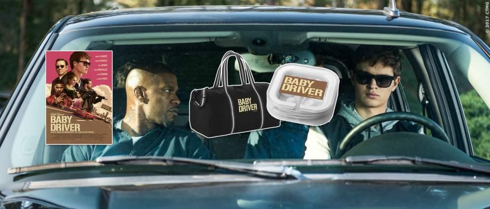 Gewinnspiel zu Baby Driver