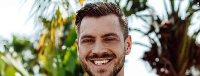 Alex Hosse in der RTL-Show Bachelorette
