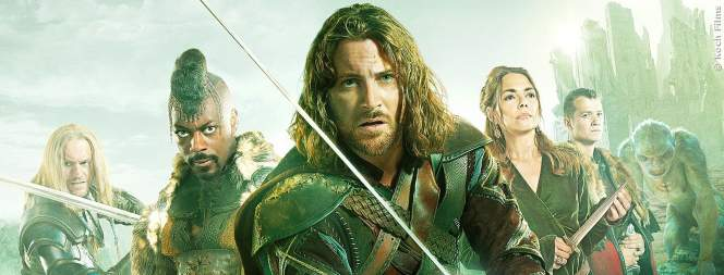 Beowulf: Deutscher Trailer zur Fantasy-Serie