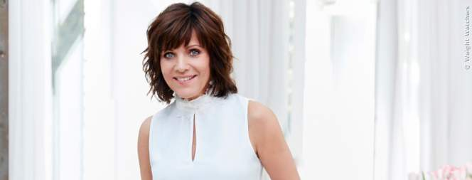 RTL-Moderatorin Birgit Schrowange verrät, wie es mit dem Abnehmen klappt