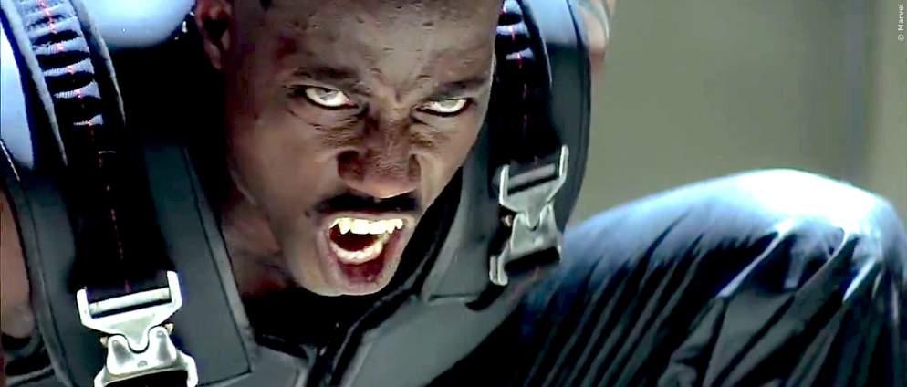 Blade 4: Wesley Snipes über neuen Daywalker-Film
