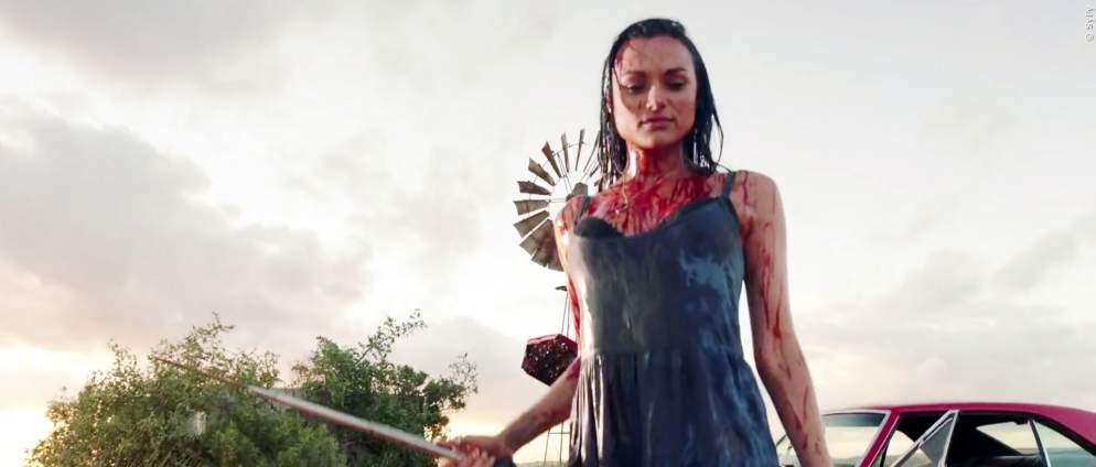 Blood Drive: Langer Trailer zur neuen Horror-Serie
