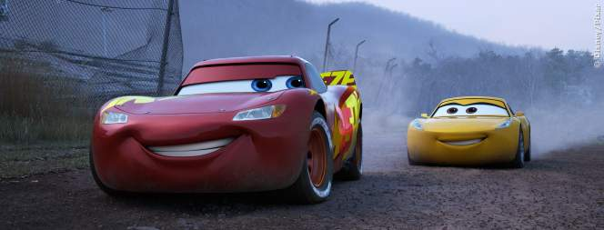 Cars 3: Exklusiver Clip zum Disney Highlight