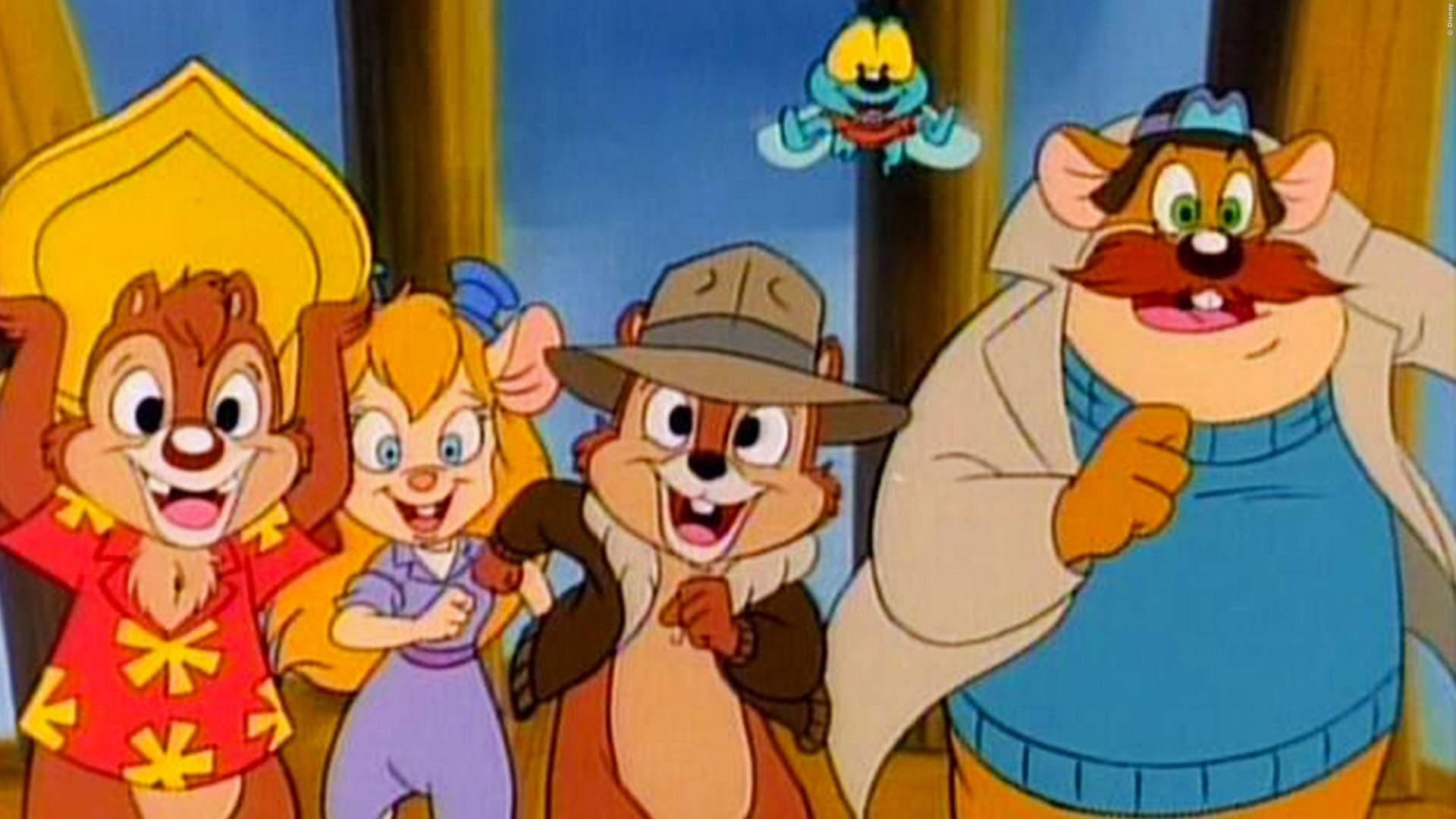 QUIZ: Erkennst du die besten Kinder-Serien der 90er an jeweils nur einem Bild?