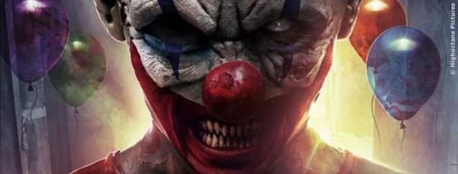 Clowntergeist: Der Horrorclown im neuen Trailer