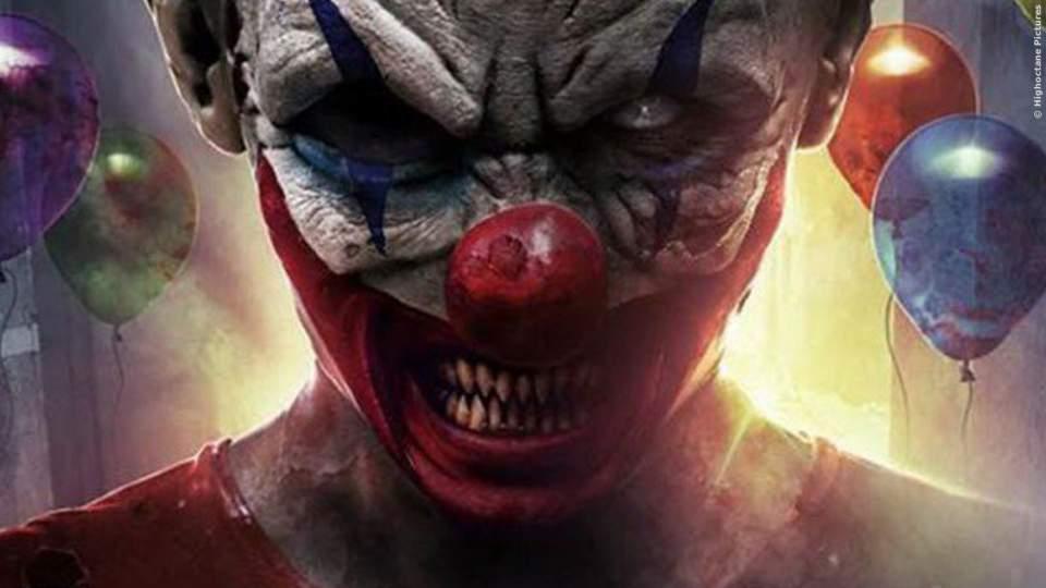 Clowntergeist: Der Horrorclown im neuen Trailer - Bild 1 von 1