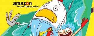 Danger Und Eggs: neue Serie bei Amazon Prime