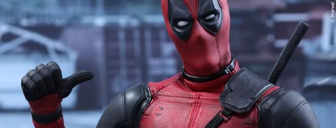 Deadpool 3: Poster kündigt Wolverine an