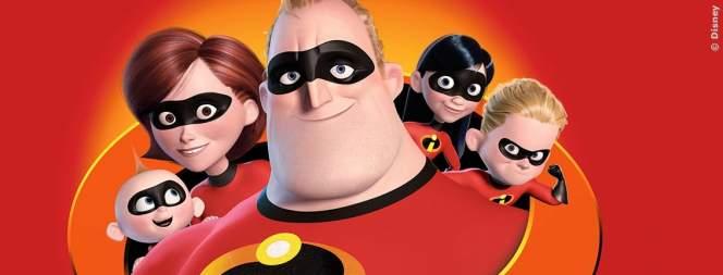 Die Unglaublichen 2: Bester Animationsfilmstart