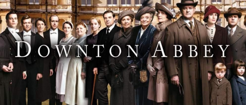 Downton Abbey Kinofilm mit Original-Besetzung