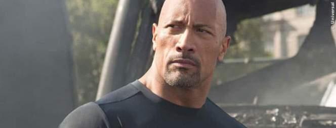 Dwayne Johnson: Muskeln stoppen Filmdreh