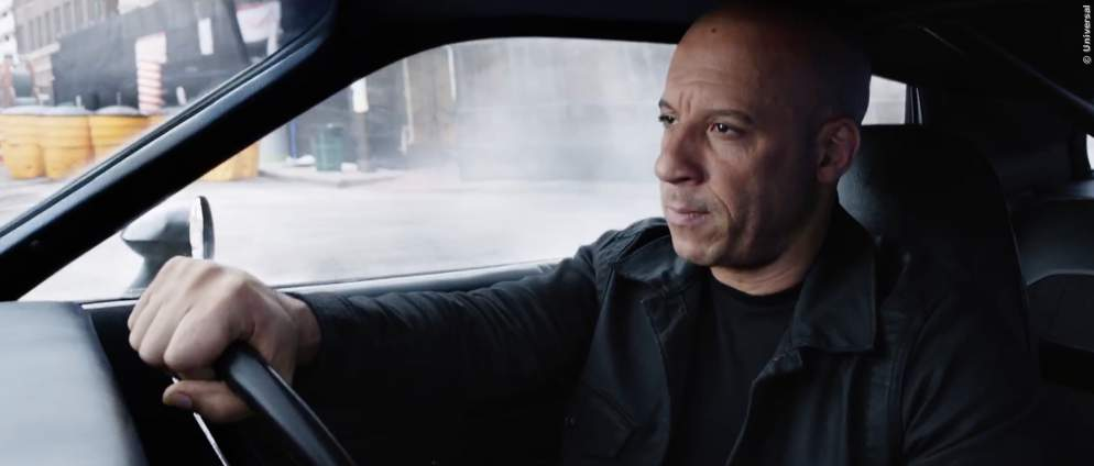 Quiz: Erkenne Alle Fast And Furious-Teile an Vin Diesel