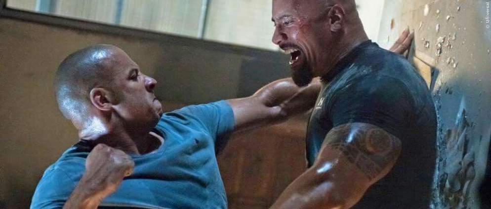 Fast And Furious 9: Vin Diesel redet sich aus Streit mit Dwayne Johnson raus