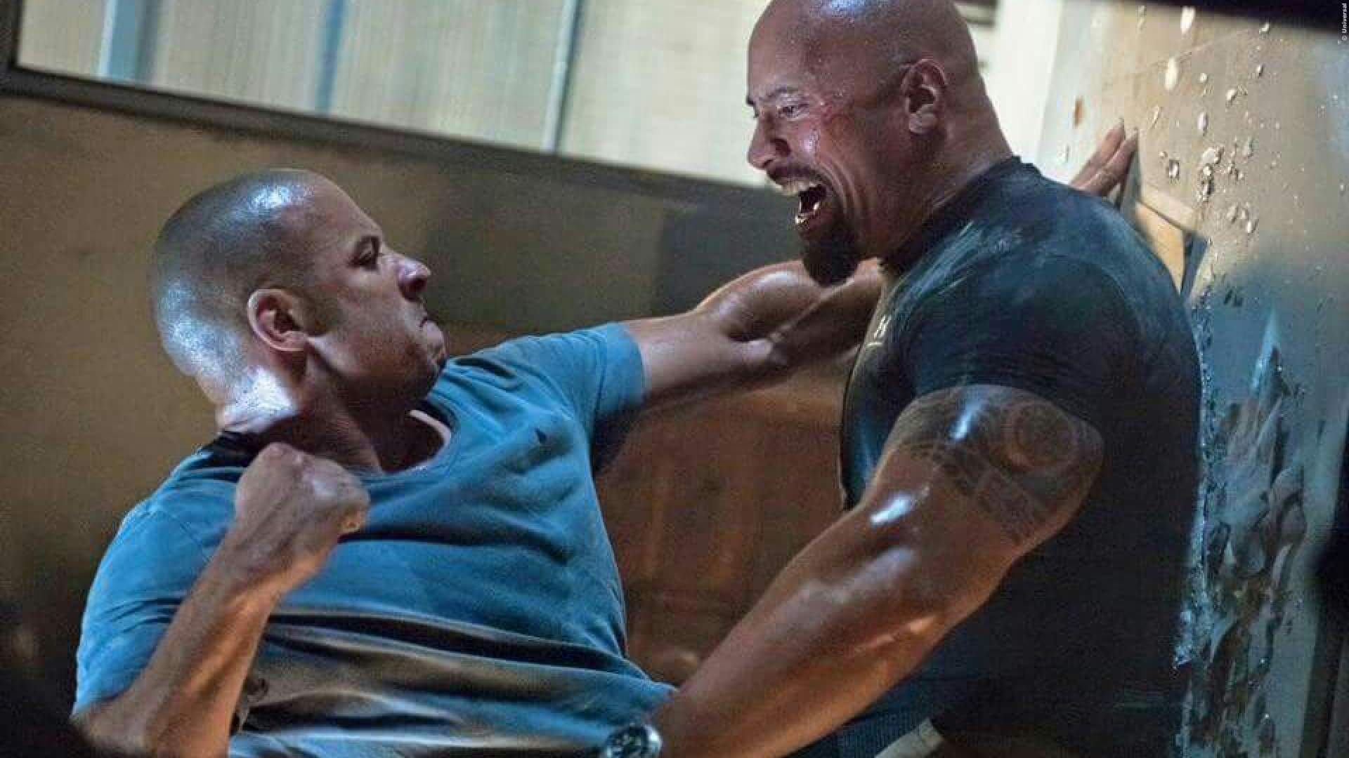 ROCK RAUS: Vin Diesel ersetzt Dwayne Johnson in 'Fast & Furious 9' mit diesem Star