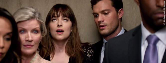 Fifty Shades Of Grey 2 Clip: Slip weg auf Kommando