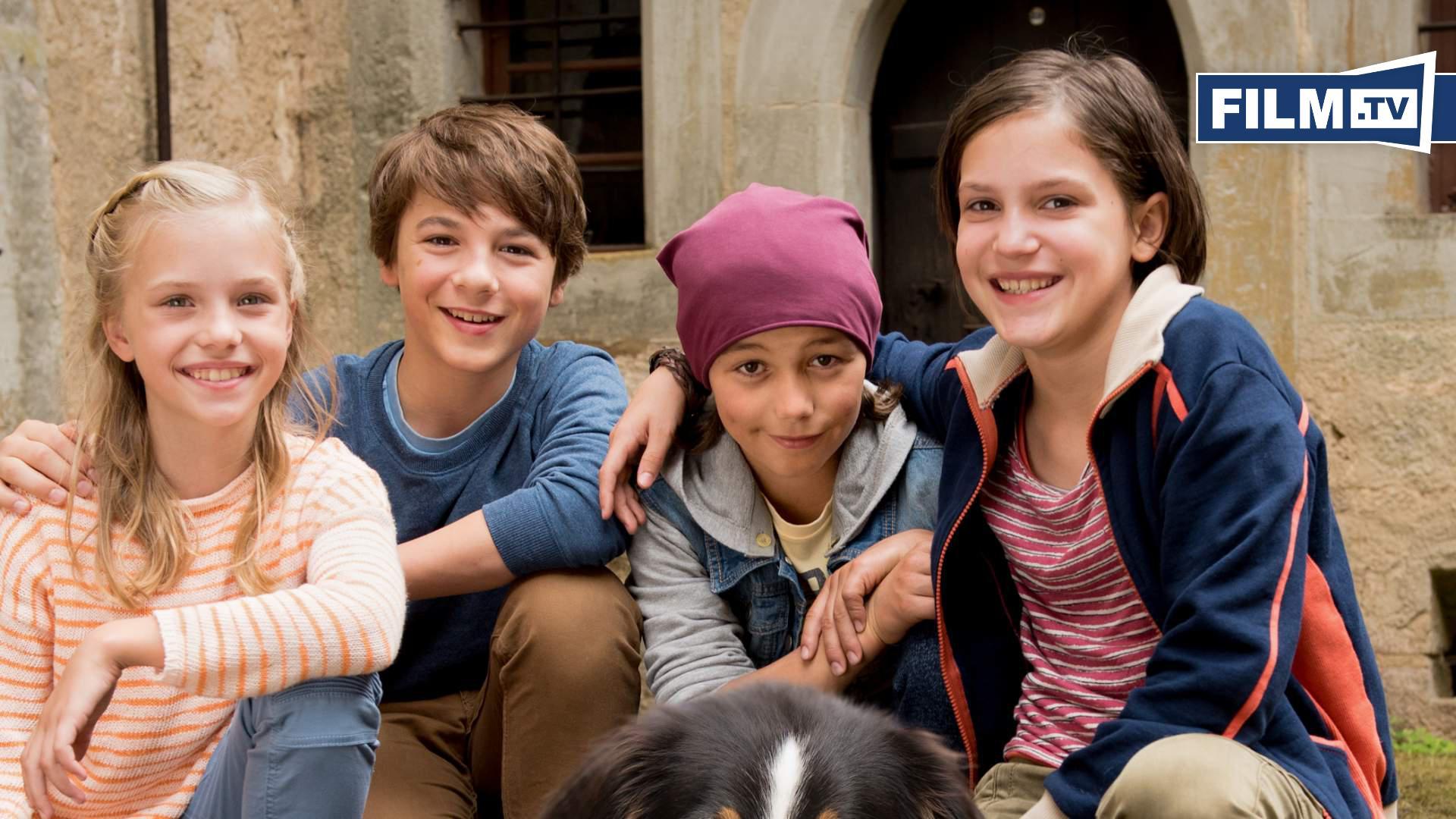 Fünf Freunde Film