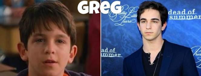 Gregs Tagebuch: Die Stars früher und heute