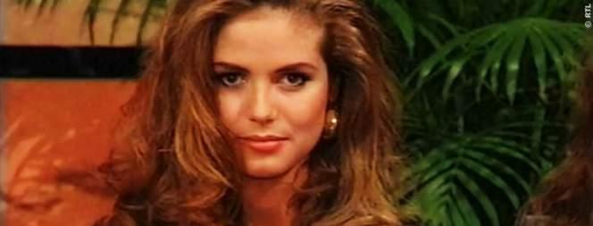 Der erste TV-Auftritt von Heidi Klum 1992