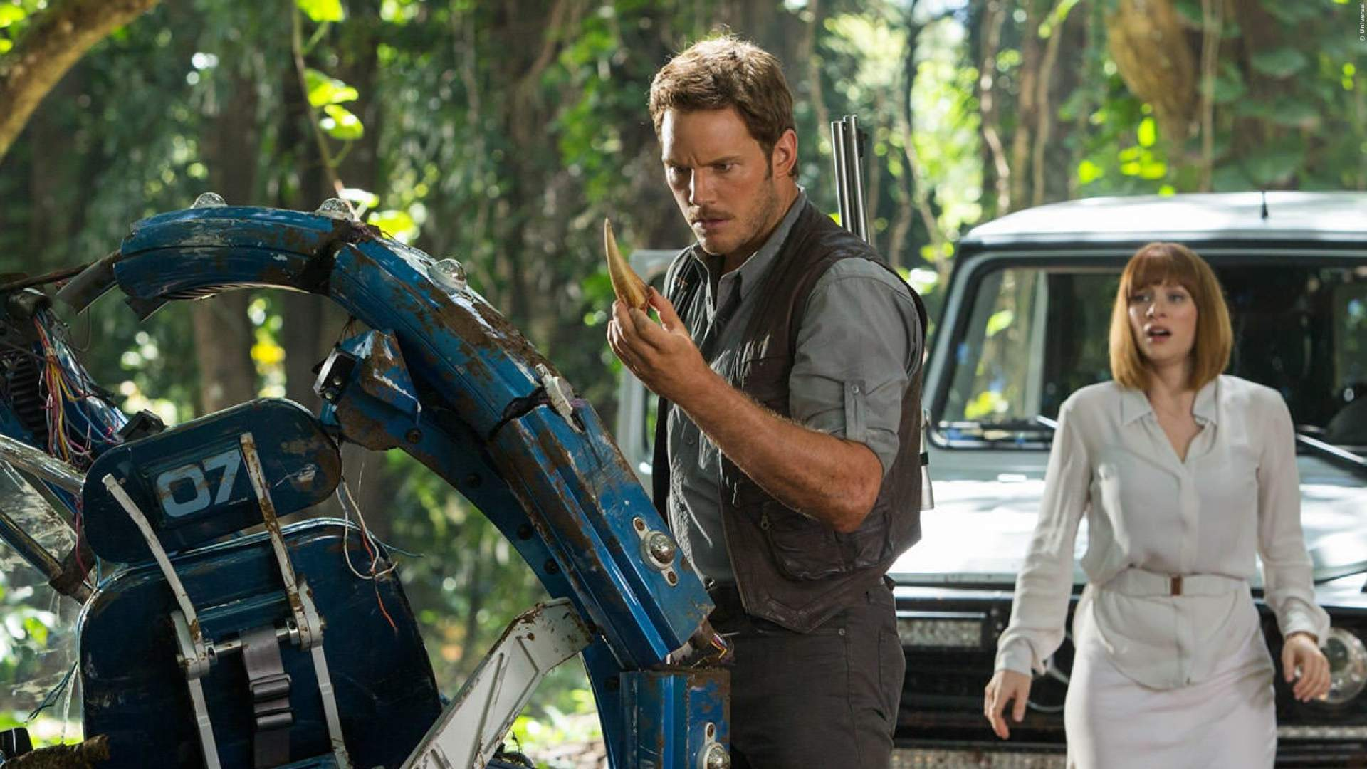 FORTSETZUNG von 'Jurassic World 2': Guckt hier den brandneuen Film online