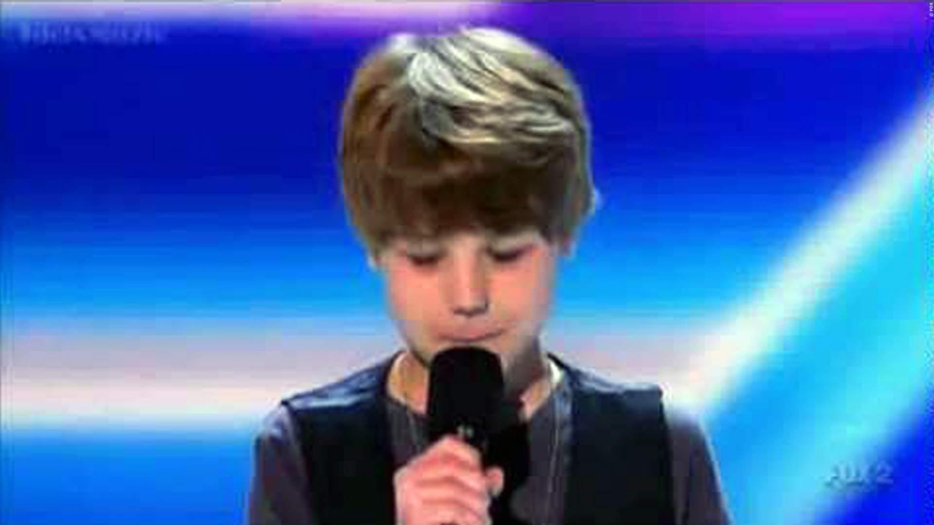 VIDEO: Justin Biebers lustiger erster Auftritt bei X-Factor - Damals war er erst 13!