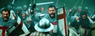 Knightfall Trailer: Mischung aus GoT und Vikings