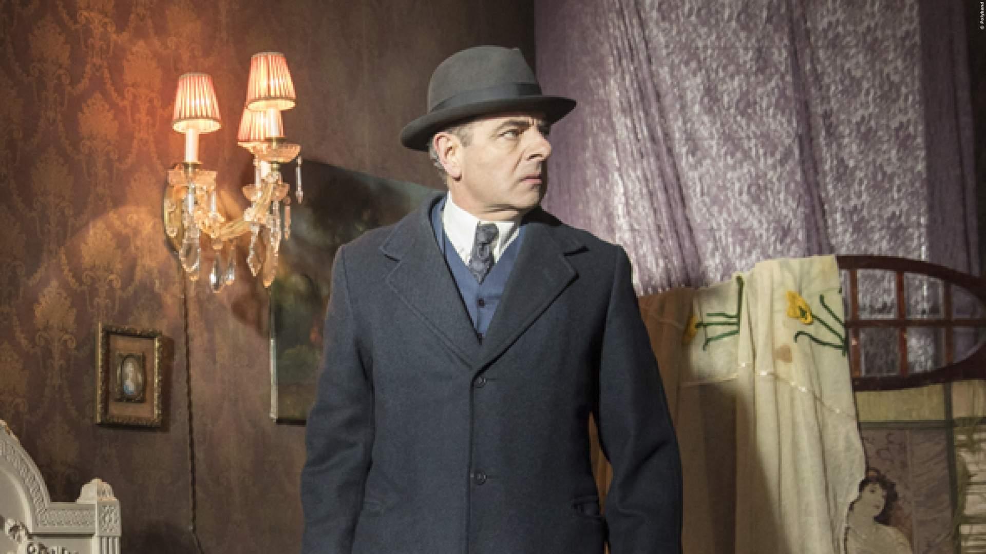 Kommissar Maigret Rowan Atkinson