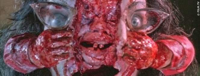 Die fünf krankesten Horror-Filme aller Zeiten