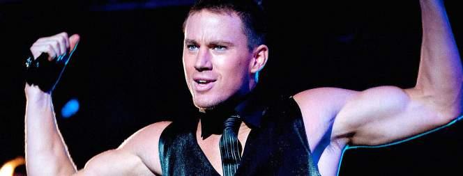 Channing Tatum in Magic Mike