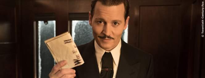 Mord Im Orient-Express: Neuer Trailer mit Johnny Depp
