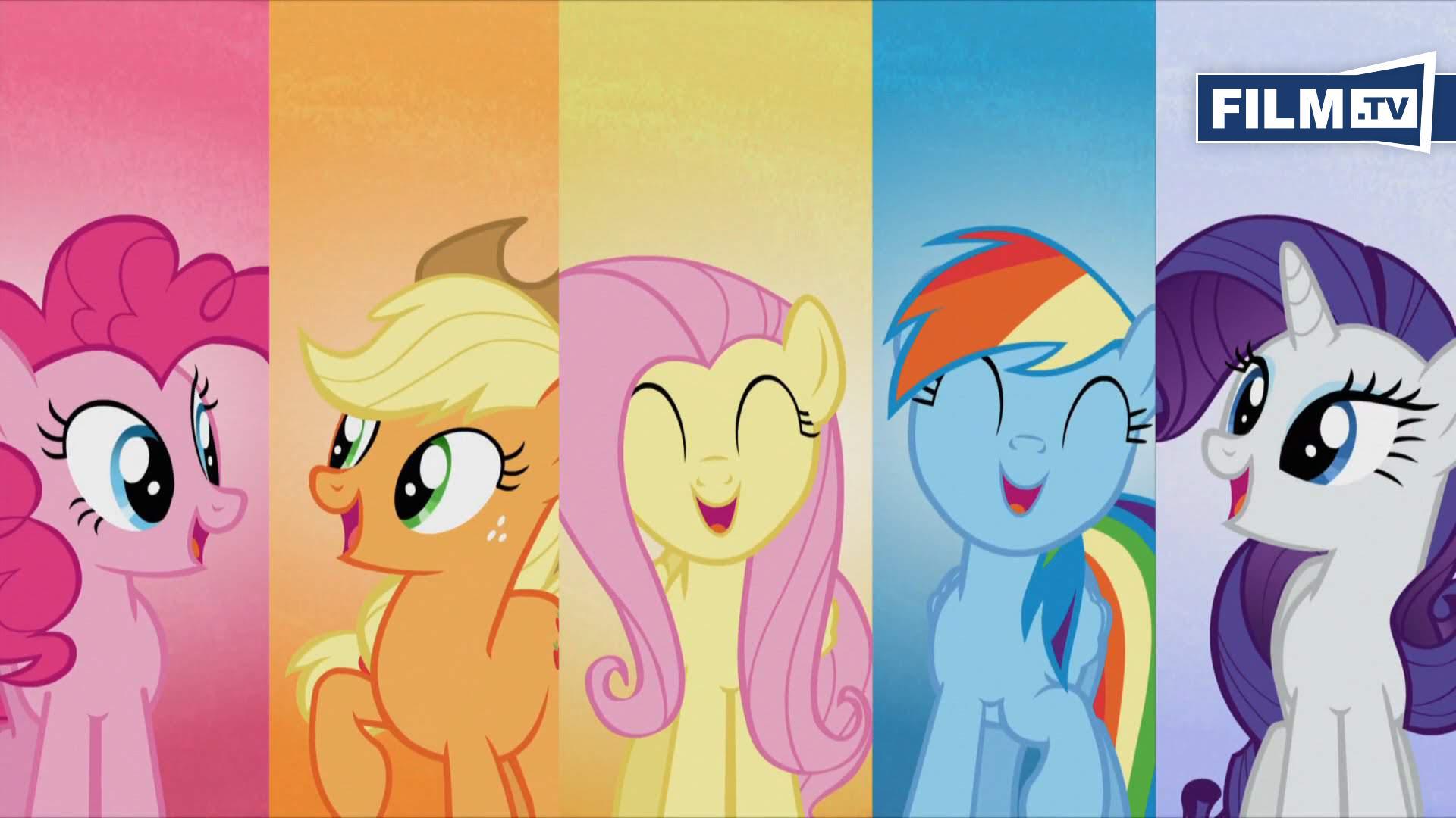 My Little Pony: erster Trailer zum Kinofilm ist da ...