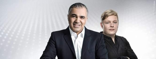 Aiman Abdallah in seiner neuen ProSieben Show