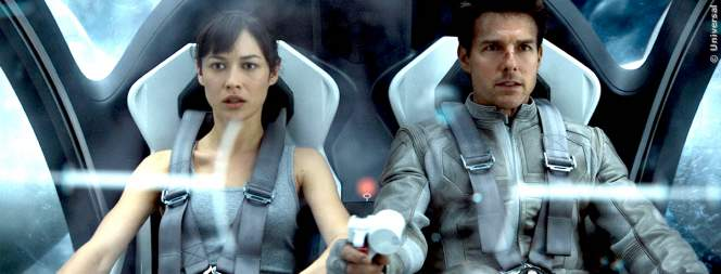 Action: Tom Cruise dreht Film im Weltall