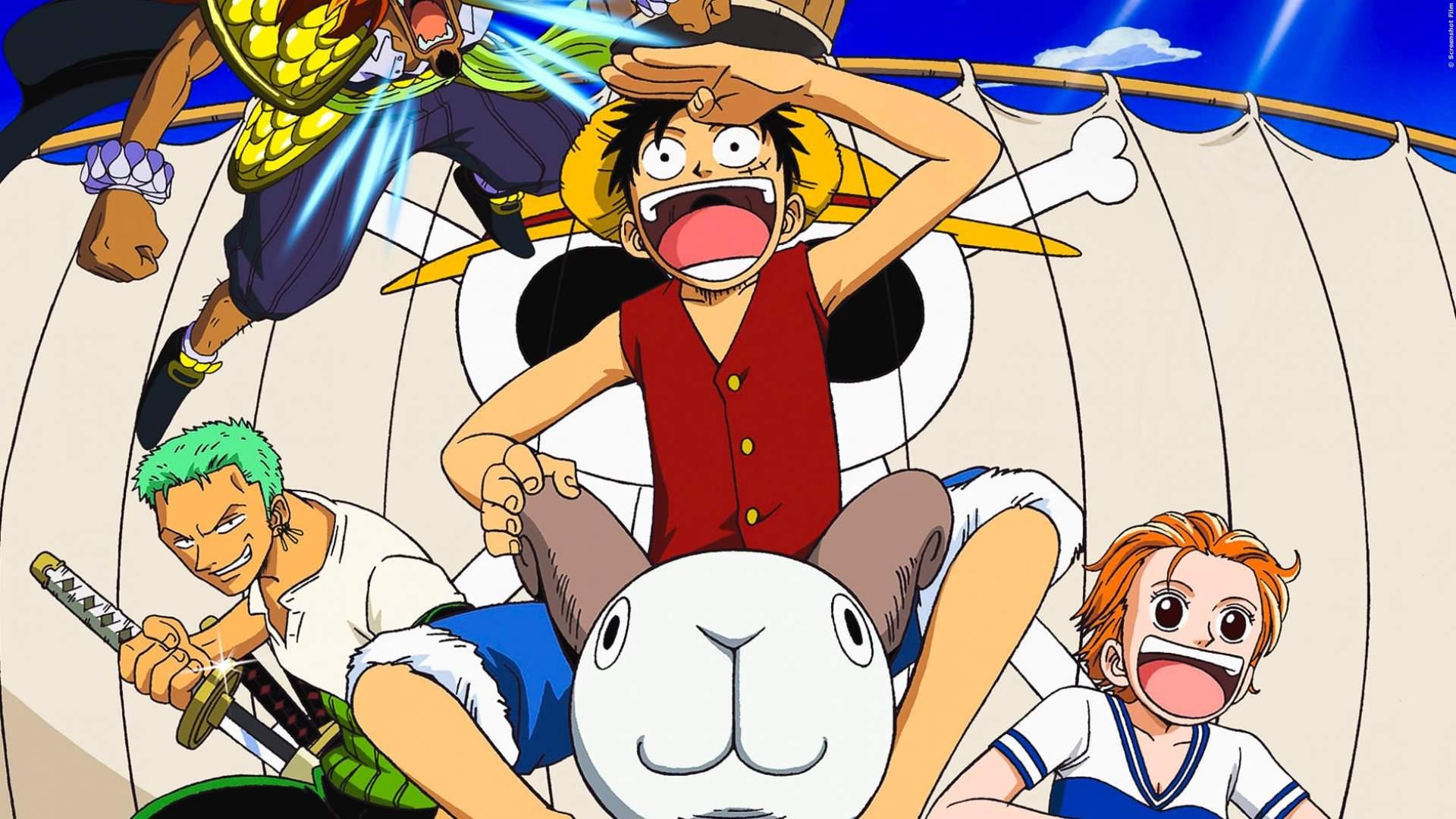 ALLES NEU: Die Figuren im 'One Piece'-Kinofilm sehen ganz anders aus