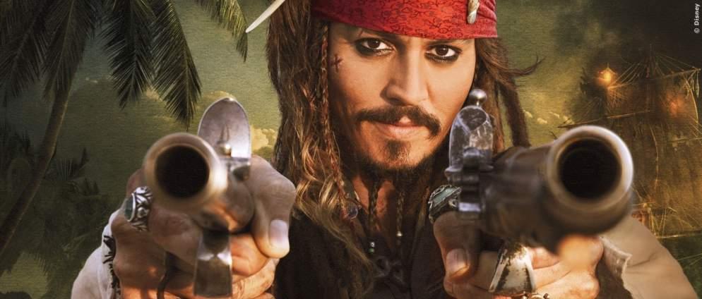 """""""Fluch Der Karibik"""": Johnny Depp will Jack Sparrow auf Kindergeburtstagen spielen"""