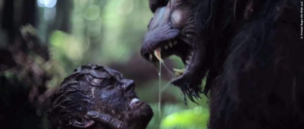 Primal Rage: Trailer zum Monster-Horror
