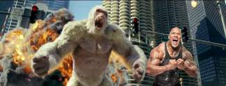 Rampage: Zweiter deutscher Trailer mit The Rock