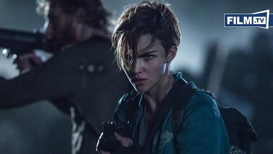 Resident Evil The Final Chapter Ruby Rose: Vorgestellt: Abigail In Resident Evil 6
