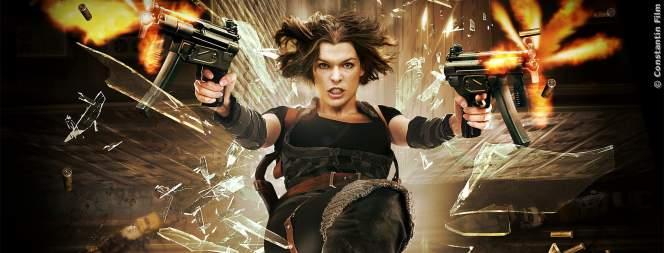 Resident Evil Reboot: Das sind die Stars