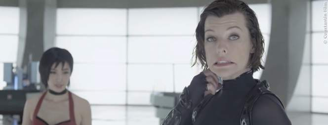 Resident Evil Outtakes