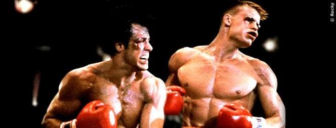 Creed 2: Erstes Bild mit Rocky und Ivan Drago