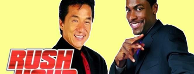 Jackie Chan und Chris Tucker